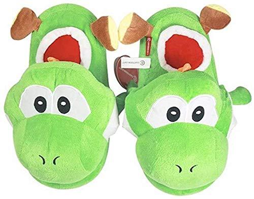 Super Mario Yoshi Hausschuhe aus Baumwolle