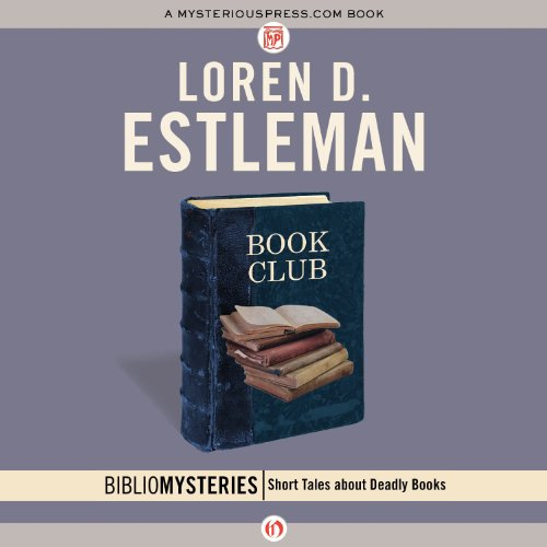 Book Club audiobook cover art