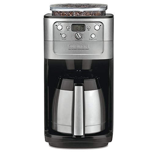 Cuisinart Grind & Brew Automatic 12-Cup Coffee Maker