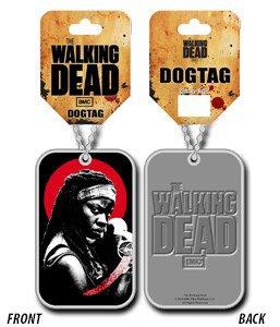 Unbekannt The Walking Dead Detección Marca Con Cadena Michonne