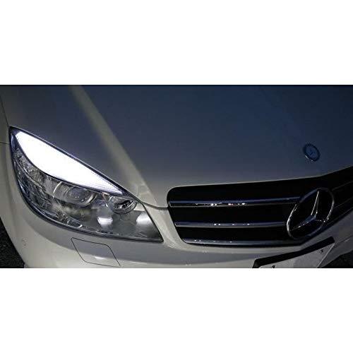 LED-Standlichter-Satz, Mercedes C-Klasse W204