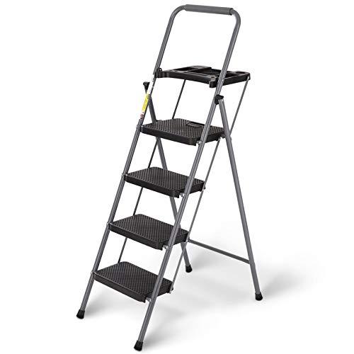 CharaVector 4 Step Ladder