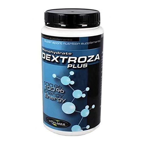 Vitalmax Dextrosa Plus Paquete de 1 x 930g – Maltodextrina - Suplemento de carbohidratos