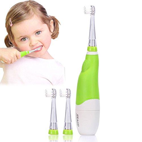 Cibo Baby Infant Gentle Vibrations Toothbrush LED...