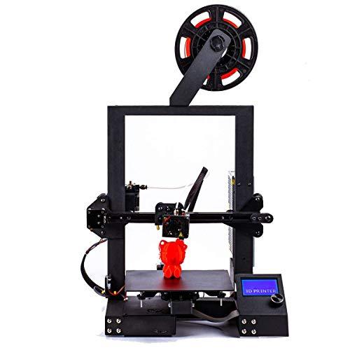 Impresora 3D Win-Tinten DIY - ABS/PLA 1.75 mm Reanudar la impresión Detector de filamentos de gran tamaño 220x220x250mm