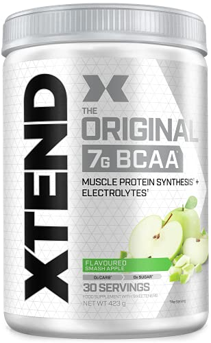 XTEND Original BCAA Powder Smash Apple   Branched Chain Amino Acids...