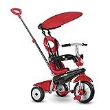 smarTrike Zoom - Triciclo para niños de 1, 2 y 3 años, 4 en 1, multietapa,...
