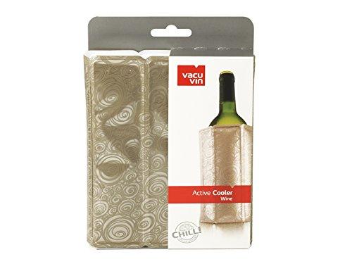Vacu Vin 7994200 Rafraîchisseur pour le vin Platinum