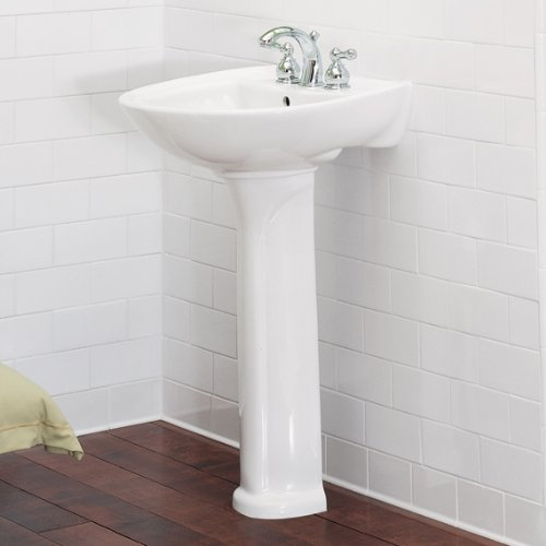 American Standard 731100 400 021 Pedestal Sink Leg For 0115 0113 And 0236 Basins Bone Amazon Com
