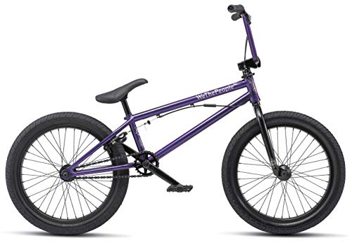 Best Bargain We The People Versus 20 2019 Complete BMX Bike 20.65 Top Tube Galactic
