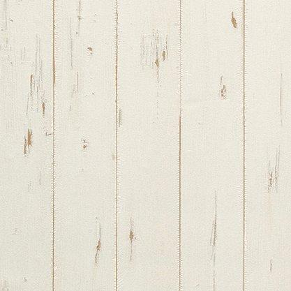 アクセントクロスセット ホワイト・グレーウッド柄セレクション/RE-2623 (生のり付壁紙15m+施工道具7点セット)