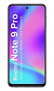 Redmi Note 9 Pro (Champagne Gold, 4GB RAM, 128GB Storage) - Latest 8nm Snapdragon 720G & Alexa Hands-Free