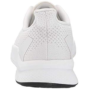 adidas Men's X9000L2 Running Shoe, White/White/d Grey, 10