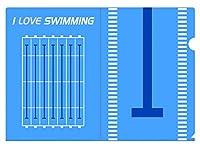【 水泳 】クリアファイル 10冊セット