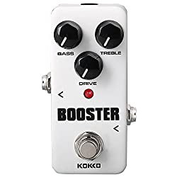 top 10 boost guitar pedals Guitar amp pedal, analog mini guitar, bass effect pedal, no power supply – KOKKO…