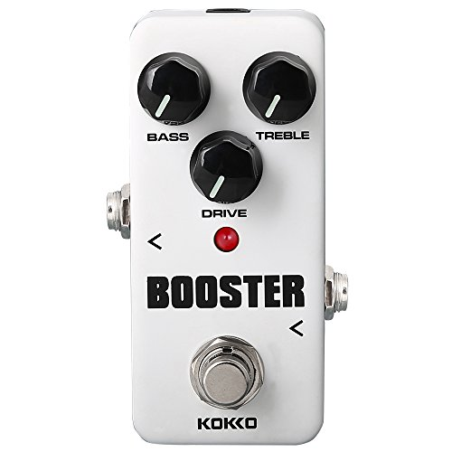 top 10 boost guitar pedals Guitar amp pedal, analog mini guitar, bass effect pedal, no power supply – KOKKO…