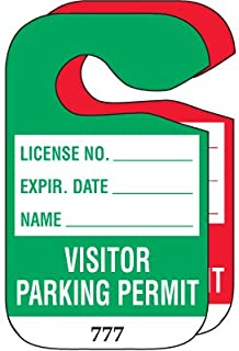 Visitor.Permit/Numbered/GRN