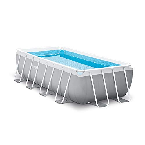 Pack piscina tubular Intex Prism Frame 4,88 x 2,44 x 1,07 m + ...