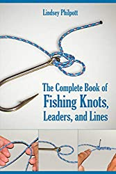 professional A complete book of fishing knots, leashes and rods