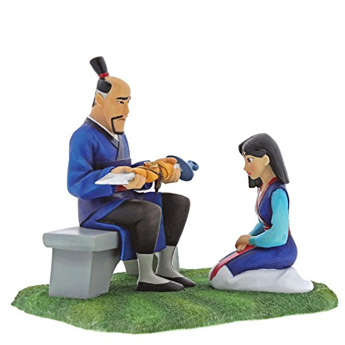 Enchanting Disney Gifts To Honour - Mulan Figur