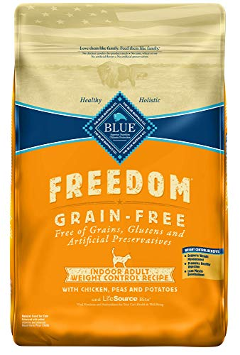 Blue Buffalo Grain Free Weight Control Cat Food