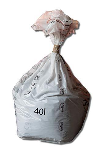 40l Pflanzenkohle/Holzkohle - TerraPreta - Pulver 0-6mm