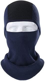 PROOFHEAT Winter Thermal Fleece Balaclava Full Face Mask Warmer Motorcycle Cycling Hood Liner Ski Bicycle Snowboard Shield
