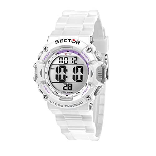 Sector No Limits Ex-32 Reloj Hombre, De Cuarzo, Digital - R3251544004