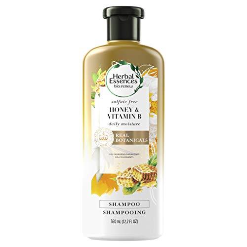 Herbal Essences Bio:Renew Honey & Vitamin B Sulfate-Free Moisture Shampoo, 360ml