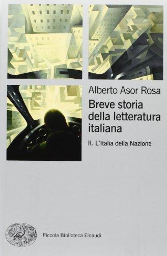 Breve Storia Della Letteratura Italiana: 2: Vol. 2
