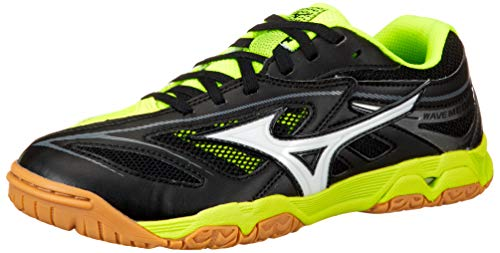 Mizuno Wave Medal 6 Table Tennis Shoes Yellow x White x Black 27.0 cm