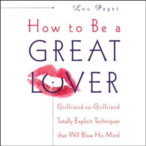 How to Be a Great Lover cover art