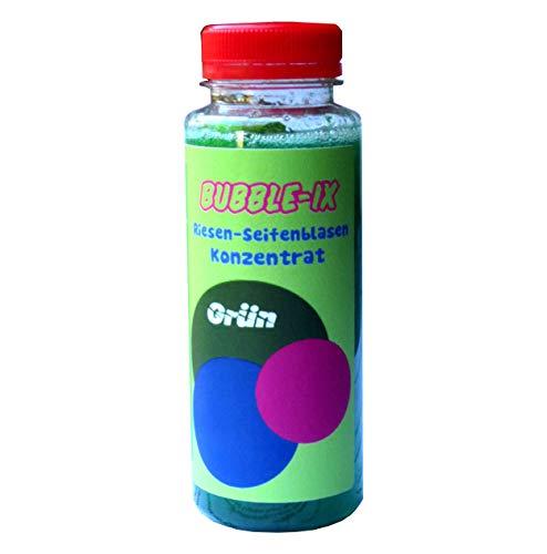 Bubble-Ix Riesenseifenblasen Konzentrat für 3,5 L Flüssigkeit. Für Geburtstag Hochzeit Party Fest Riesenseifenblasen Spiel