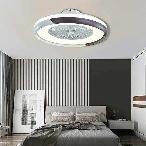 Lámpara LED de techo de 23,5 pulgadas con mando a distancia, 3...