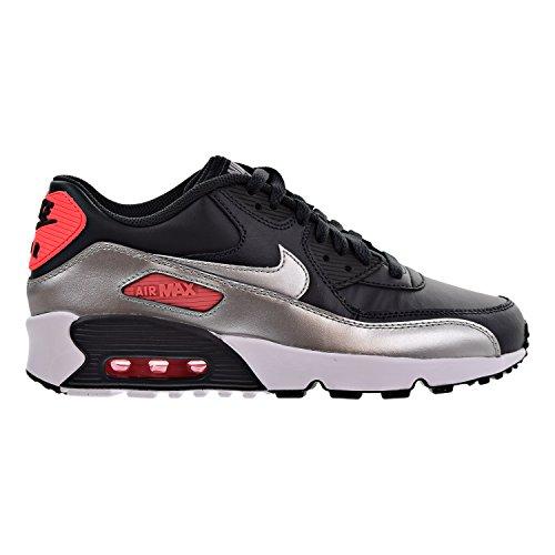 Nike833376-103 - 833376 601 Bambina , Argento (Antracite/argento metallizzato.), 37 EU