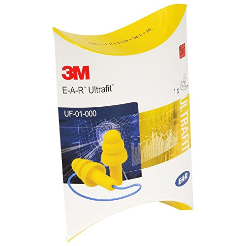3M E-A-R Ultrafit Gehörschutzstöpsel UF01000 1 Paar