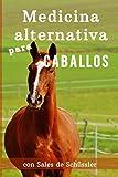 Medicina alternativa para caballos con sales de Schüssler
