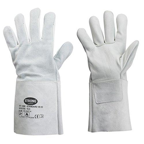 Schweißer-Handschuh STANDARD VS 53, 10,5, Rindleder