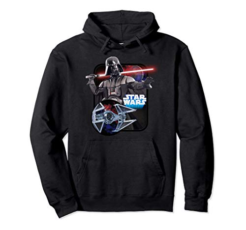 Star Wars Darth Vader Swag Force Power Sudadera con Capucha