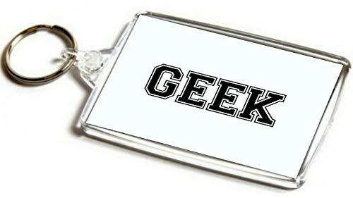 Geek Jumbo Keyring