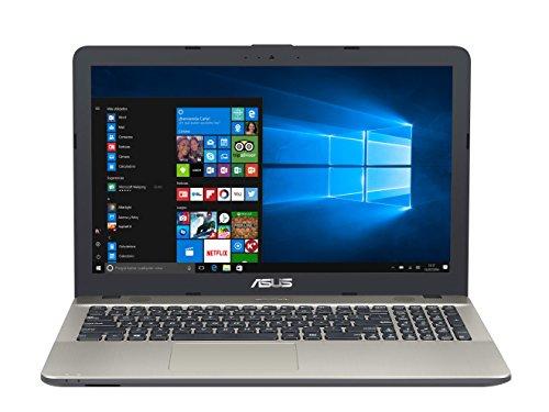ASUS VivoBook Max K541UJ-GO218 notebook/portatile Nero, Cioccolato Computer portatile 39,6 cm (15.6') 1366 x 768 Pixel 2,50 GHz Intel Core i5 di settima generazione i5-7200U