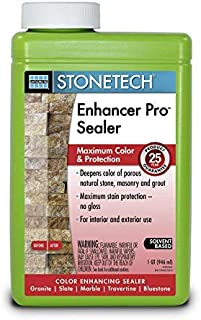 StoneTech Enhancer Sealer, 1-Quart (.946L)