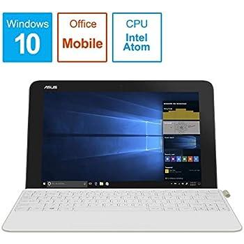 エイスース 10.1型 2-in-1 パソコン ASUS TransBook Mini T103HAF アイシクルゴールド(Atom x5-Z8350 / メモリ 4GB / eMMC 128GB) T103HAF-128IGO