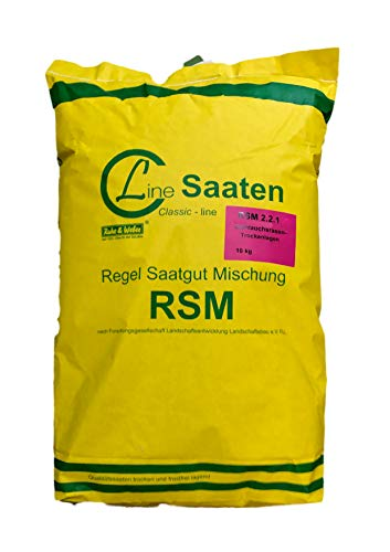 Gebrauchsrasen trockenlage RSM 2.2.1 resistenter gegen Dürre
