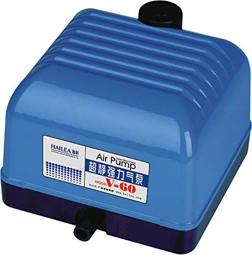 Koi-boerse Osaga Membrankompressor MK-60 nur 35 Watt und sehr Leise mit 3600 Liter Luft die Stunde