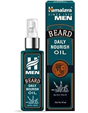 Men Beard Daily Nourish Oil, 80ml