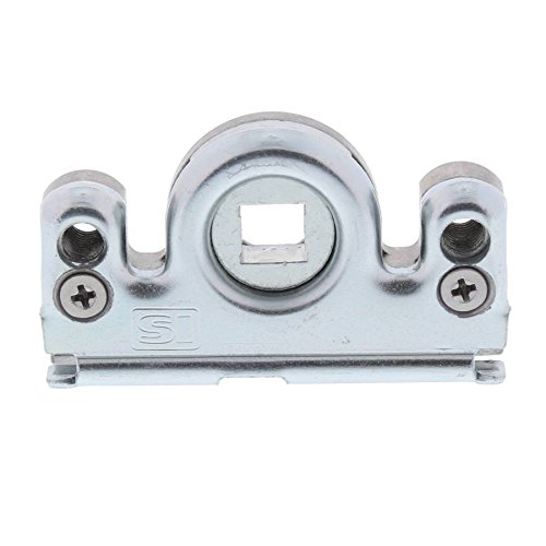 Siegenia TRIAL Schneckengehäuse Schnecke Ersatzteil schraubbar für Getriebe 3 und 23 mit ToniTec® Upgrade