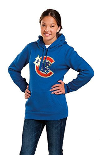 Bling Flying The Ivy W Hoodie (Large) Royal Blue