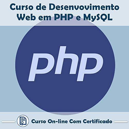 Curso Online de Desenvolvimento Web com PHP e MySQL com Certificado