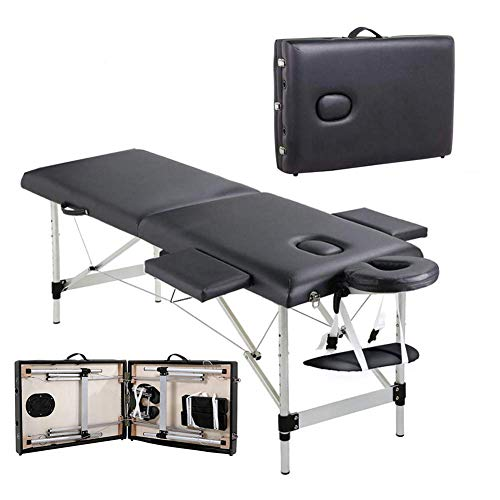 Lowest Prices! MYLW Professional Beauty Tattoo Therapy Table Lightweight Folding Massage Table Folda...